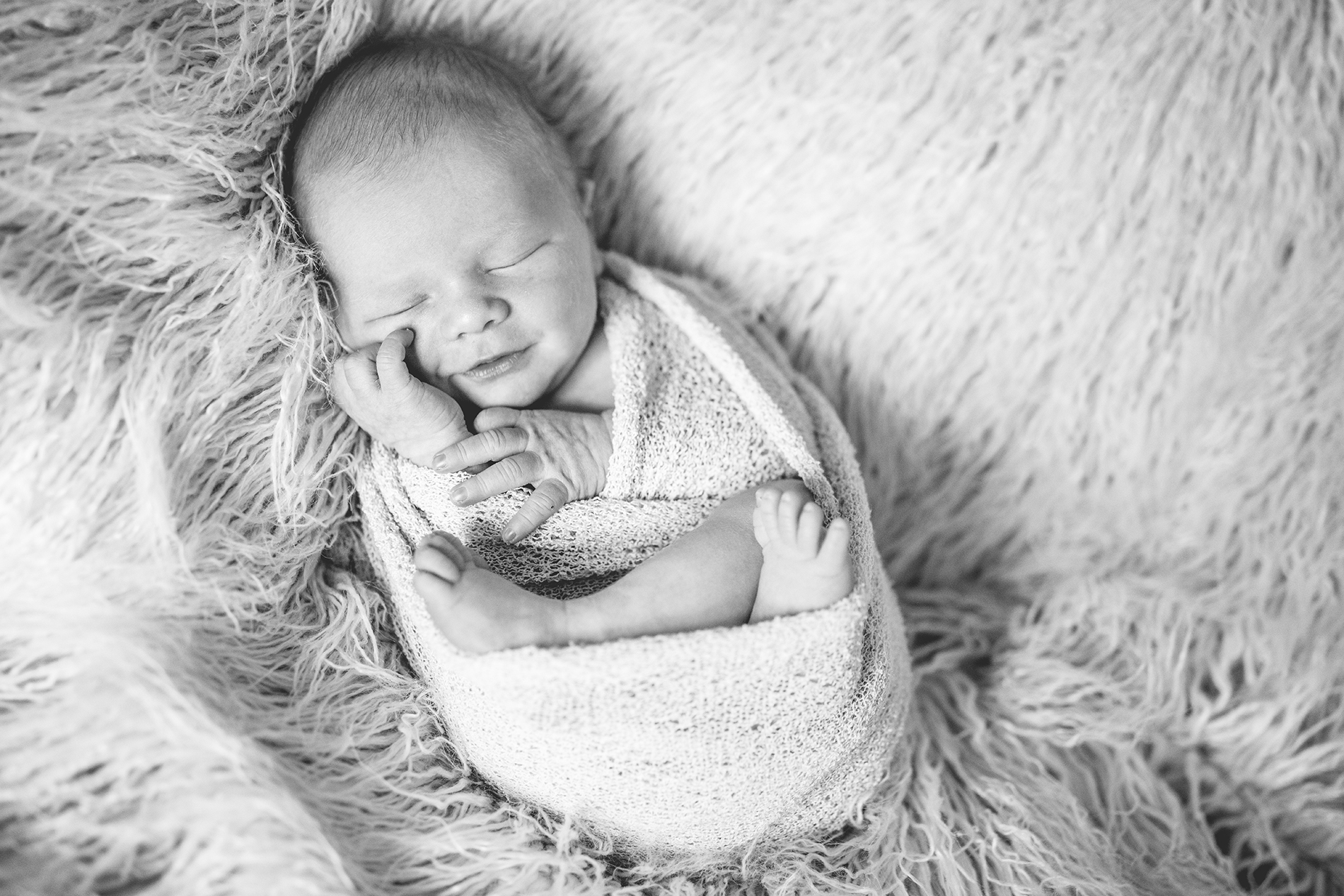 New born fotografie